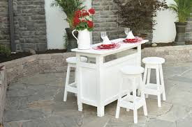 Patio Furniture Bar Set - furniture outdoor bar table set outdoor furniture bar stools bar