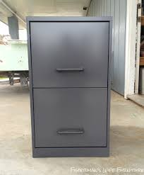 Black Desk With File Drawer Black Metal File Cabinet 2 Drawer Richfielduniversity Us