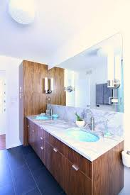 inspired bathroom a mid century modern inspired bathroom renovation before after