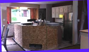split level kitchen ideas kitchen renovation 70 s bi level youtube split level house
