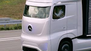 volvo hgv mercedes future truck 2025 autonomous driving demo youtube