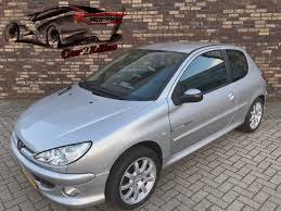 peugeot 206 quicksilver peugeot 206 1 6 16v quicksilver car2like