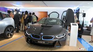 the new bmw i showroom grand opening u0026 bmw i8 launch ceremony