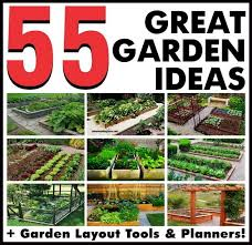 Backyard Planter Ideas 55 Great Garden Layout Ideas Backyard Gardens Removeandreplace Com