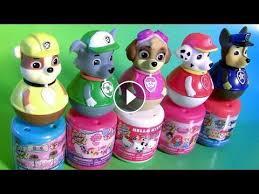nickelodeon paw patrol weebles wobble mashems u0026 fashems toys