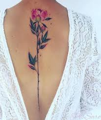 23 watercolor peony tattoos design and ideas