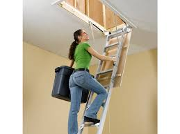 stairs design new drop down stairs drop down stairs attic werner