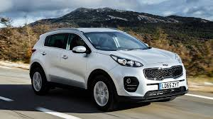 new kia sportage review u0026 deals auto trader uk