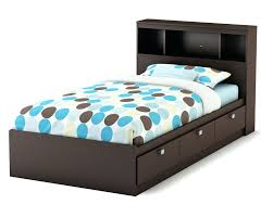 Full Size Trundle Bed With Storage Captains Bed Frame U2013 Bare Look