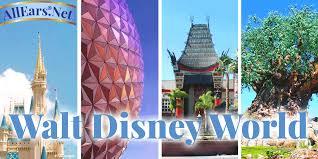 walt disney world theme parks