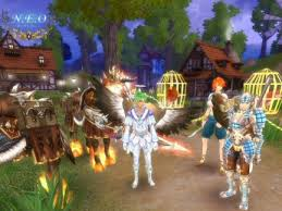 best mmorpg for android n e o beta launched mmorpg news