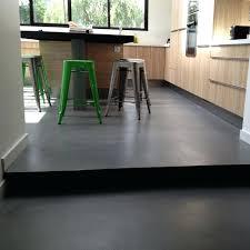 béton ciré sol cuisine beton cire interieur extension de maison cuisine sol bacton cirac