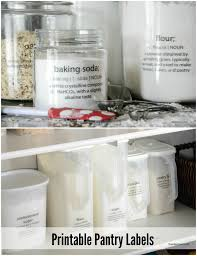 Best Storage Containers For Pantry - 116 best organize pantry images on pinterest pantry ideas