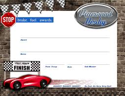 Free Online Certificate Template Pinewood Derby Certificate Template Printable Online Calendar