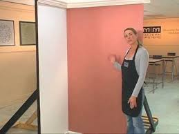 metallic paint collection rolling application video short version