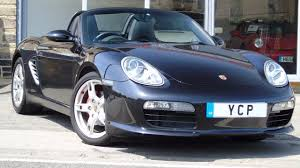 Porsche Boxster Black Edition - used porsche boxster 27 sport edition for sale in leeds west