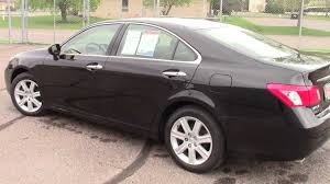 lexus models prices 2008 lexus es 350 youtube