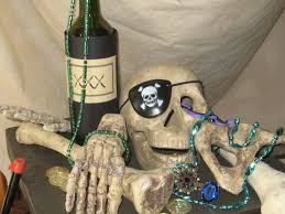 wine bottle halloween pirate wine bottles diy inspired