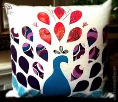 peacock pillow pattern peacock pillow enchanted makeovers