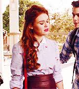 lydia martin hairstyles times are hard for dreamers