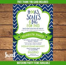 fishing themed baby shower fish baby shower invitations party xyz