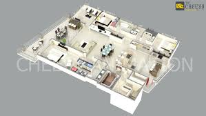 floor plan 3d u2013 laferida com