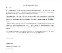 College Letter Of Recommendation From A Family Friend template for writing a recommendation letter