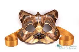 leather masquerade masks s e t studios masks