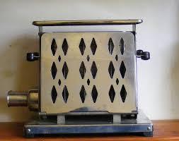 Arsenal Toaster Aeg Toaster C 1920 After An Original Design By Peter Behrens