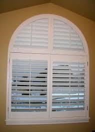 Blinds For Basement Windows by Moveable Arched Window Treatments For Half U0026 Quarter Circle