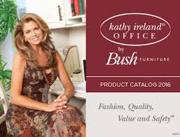 Hutch And Kathy Kathy Ireland Office By Bush Furniture By Bush Furniture