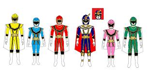 power rangers mystic force concept hbgoo deviantart
