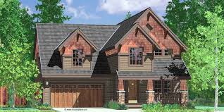 narrow lot house plans craftsman one house plans craftsman style unique narrow lot house plans
