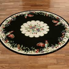 Washable Kitchen Area Rugs Kitchen Classy Circular Rugs For Home Round Red Rug Outdoor Rugs