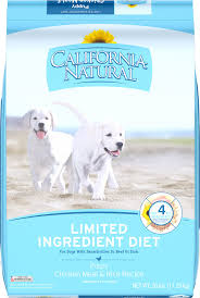 california natural puppy limited ingredient chicken meal u0026 rice
