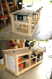 how to build a work table garage tool bench ideas pcrescue site