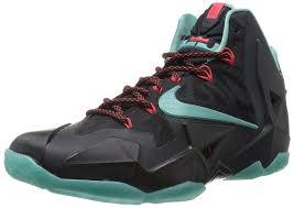 nike lebron xi gamma blue s basketball shoe