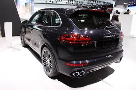 Porsche Cayenne Turbo S - porsche cayenne turbo s 2 u2013 limited slip blog