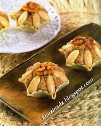 la cuisine alg駻ienne la cuisine algérienne el djouzia aicha