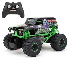 toy monster trucks racing grave digger rc remote control monster truck jam toy racing car