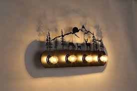 kiven decorative wall light home decor four light vanity strip