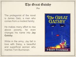 the great gatsby f scott fitzgerald ppt video online download