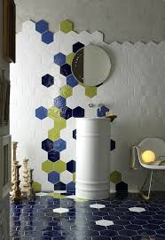 44 best hexagonal tile inspiration images on pinterest hex tile