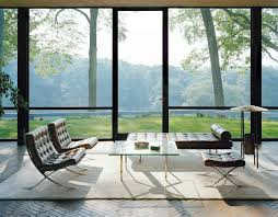 barcelona chair designed by mies van der rohe home decor ideas