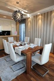 Wooden Table Ls For Living Room Apartment Formal Dining Room Design With Wooden Table And Stylish