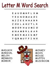 dltk u0027s letter m crafts for kids