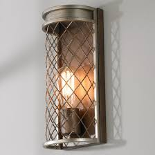 modern glass dome restoration wall sconce shades of light