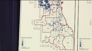 Chicago Gang Maps by More Than 50 Arrested In Drug Gang Raids On Chicago U0027s West Side