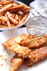 fish and chips eat good 4 life