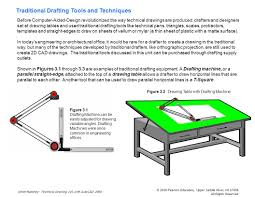 Engineering Drafting Table by Traditional Drafting Tools And Techniques Ppt Download